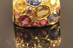 hammerman_18k_multi_colored_sapphire_ring