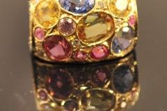 hammerman_18k_multi_colored_sapphire_ring