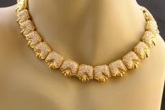 hammerman_18k_y.g._diamond_necklace