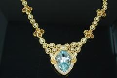 hammerman_18k_y.g._diamond_blue_topaz_citrine_necklace
