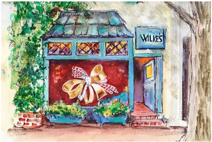 wilke's jewelry store carmel by the sea