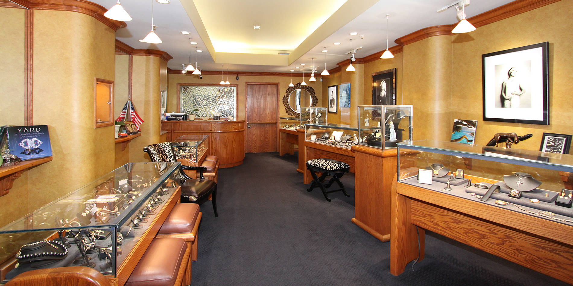 wilke's fine estate jewelry carmel by the sea california