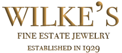 Wilke's Estate Jewels Logo